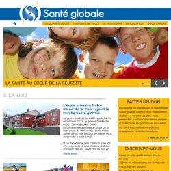La Fondation Santé globale ouvre son nouveau site Web plus beau, plus fonctionnel