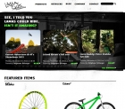 Int�gration de design web pour lamacycles.com