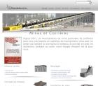 Conception de site Web pour lmmanutentions.com