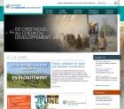 Intégration de design web pour csisher.com