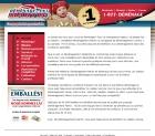 Conception de site Web pour demenagementmartin.com